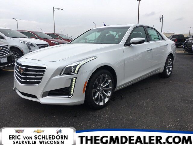2017 Cadillac CTS Sedan Luxury AWD Milwaukee WI