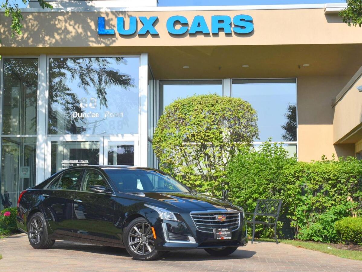 2017_Cadillac_CTS Sedan_Luxury Panoroof AWD MSRP $56,705_ Buffalo Grove IL