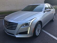 2017_Cadillac_CTS Sedan_Luxury RWD_ Little Rock AR