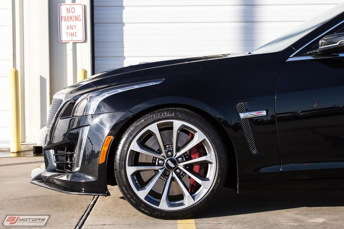 2017 Cadillac CTS-V Modified Tomball TX