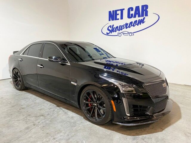 2017 Cadillac CTS-V Sedan  Houston TX