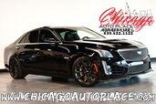 2017 Cadillac CTS-V Sedan 6.2L SUPERCHARGED V8 ENGINE NAVIGATION BACKUP CAMERA BLACK LEATH
