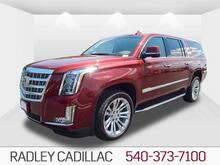 2017_Cadillac_Escalade ESV_Luxury_ Northern VA DC