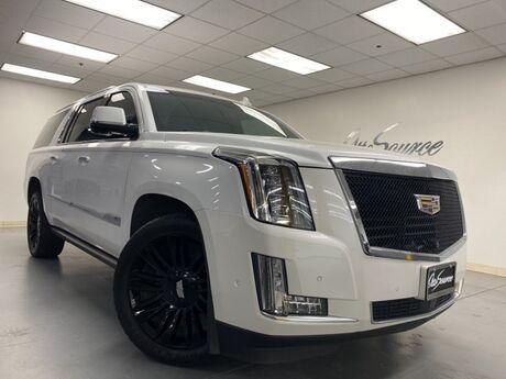 2017 Cadillac Escalade ESV Platinum Edition Dallas TX