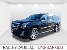 2017_Cadillac_Escalade ESV_Premium Luxury_ Northern VA DC