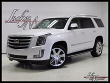 2017_Cadillac_Escalade_Luxury Navi Heated/Cooled Seats HUD Xenons 22s_ Villa Park IL