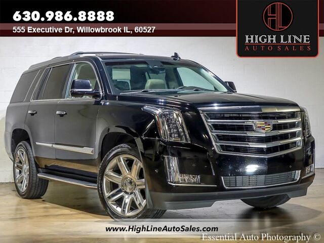 2017 Cadillac Escalade Luxury Willowbrook IL