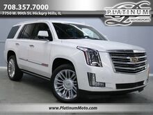 2017_Cadillac_Escalade Platinum_1 Owner 3 TV's Best Color Combo_ Hickory Hills IL