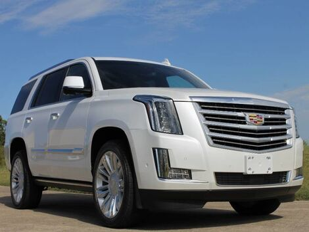 2017_Cadillac_Escalade_Platinum 4x4_ Fort Worth TX