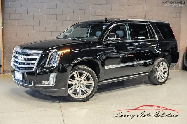 2017_Cadillac_Escalade Premium Luxury_4dr SUV_ Chicago IL