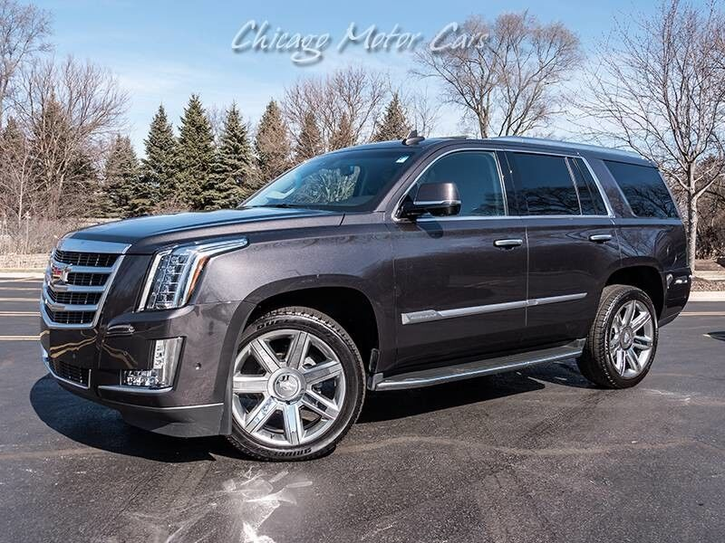 2017_Cadillac_Escalade_Premium Luxury_ Chicago IL
