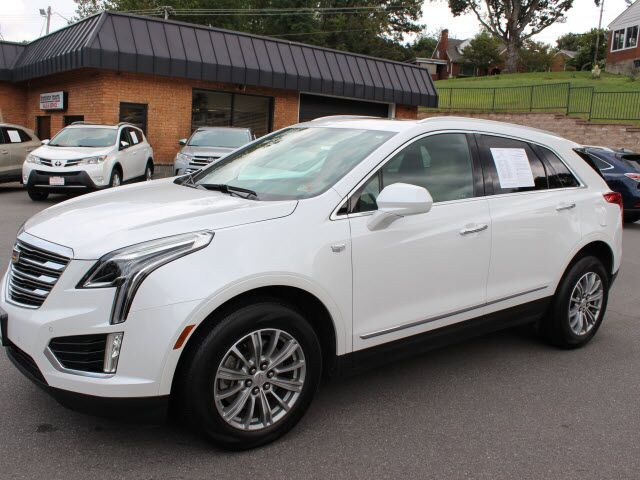 2017 Cadillac XT5 Luxury Roanoke VA