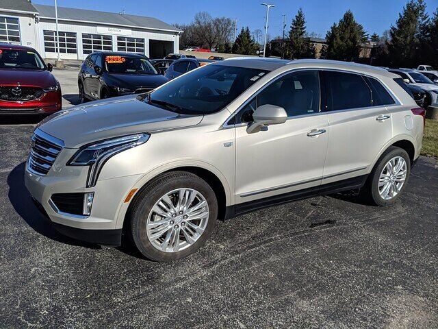 2017 Cadillac XT5 Premium Luxury AWD Bloomington IN