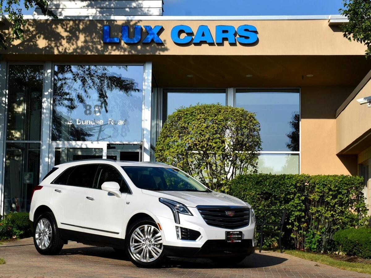 2017_Cadillac_XT5_Premium Luxury Nav AWD MSRP $56,985_ Buffalo Grove IL