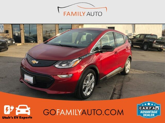 2017 Chevrolet Bolt EV LT Pleasant Grove UT