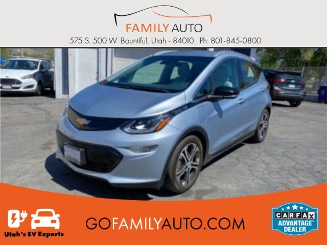 2017 Chevrolet Bolt EV Premier Bountiful UT
