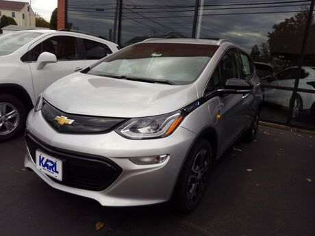 2017 Chevrolet Bolt EV Premier New Canaan CT