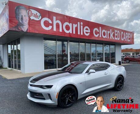 2017 Chevrolet Camaro 1LT Harlingen TX