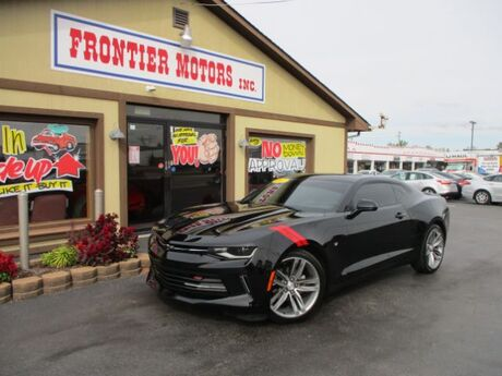 2017 Chevrolet Camaro 2LT Coupe Middletown OH