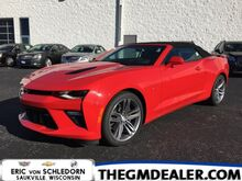 2017_Chevrolet_Camaro_2SS Convertible_ Milwaukee WI