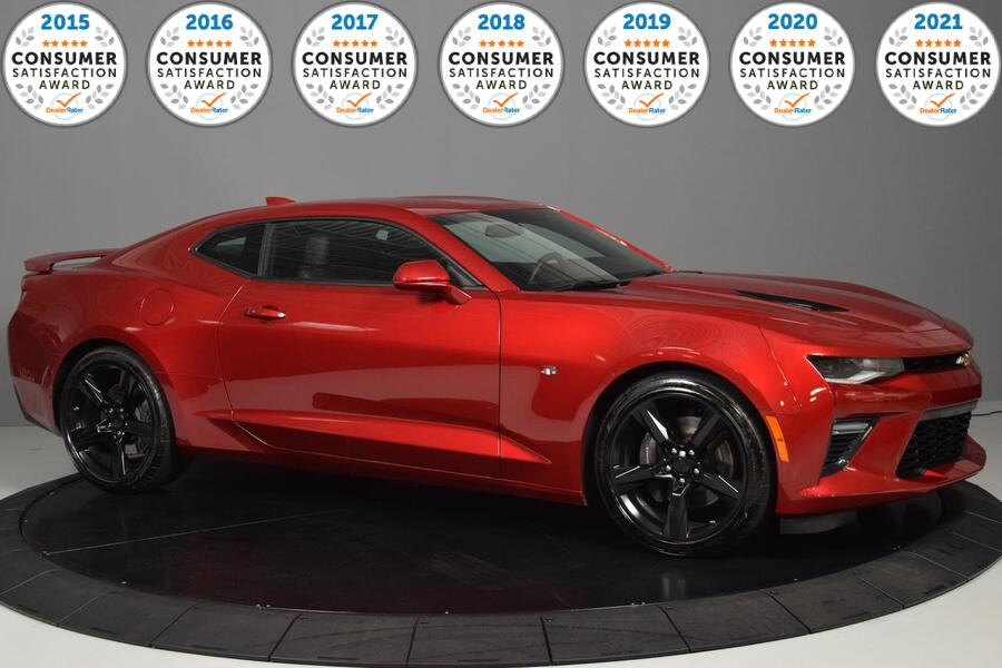 2017 Chevrolet Camaro SS Glendale Heights IL