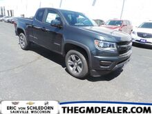2017_Chevrolet_Colorado_4WD WT Extended Cab_ Milwaukee WI