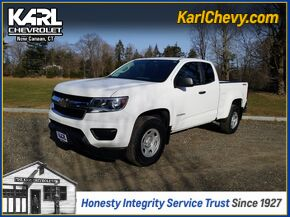 2017_Chevrolet_Colorado_4WD WT_ New Canaan CT