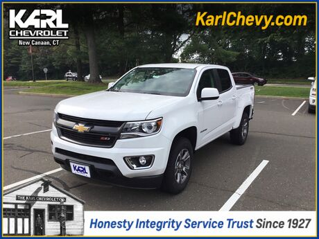 2017 Chevrolet Colorado 4WD Z71 New Canaan CT