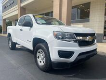 2017_Chevrolet_Colorado_Work Truck Ext. Cab 2WD_ Charlotte NC
