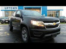 2017_Chevrolet_Colorado_Work Truck_ Milwaukee and Slinger WI