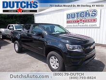 2017_Chevrolet_Colorado_Work Truck_ Mt. Sterling KY