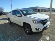 2017_Chevrolet_Colorado_Z71 Crew Cab 4WD Short Box_ Colby KS