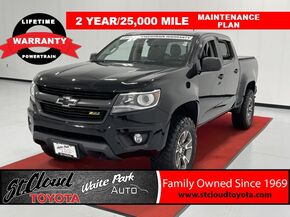 2017_Chevrolet_Colorado_Z71_ Waite Park MN