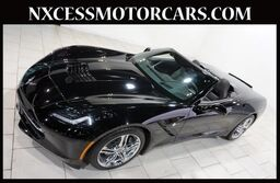 Chevrolet Corvette 3LT NAVIGATION VENTILATED SEATS HUD CLEAN CARFAX. 2017