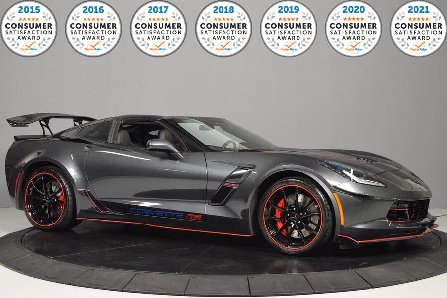 2017_Chevrolet_Corvette_Grand Sport 3LT_ Glendale Heights IL