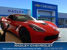 2017_Chevrolet_Corvette_Stingray_ Fredericksburg VA