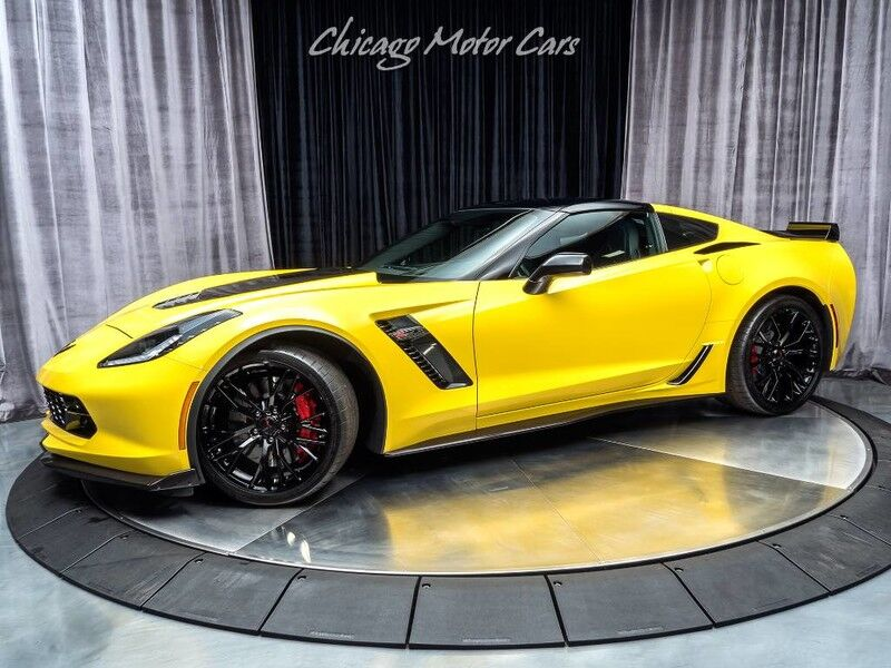 2017_Chevrolet_Corvette_Z06 2LZ Coupe_ Chicago IL