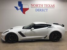 2017_Chevrolet_Corvette_Z06 Supercharged Gps Navigation Leather_ Mansfield TX