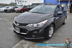2017_Chevrolet_Cruze_LS / Automatic / Bluetooth / Back Up Camera / Air Conditioning / Power Windows & Locks / 40 MPG / 1-Owner_ Anchorage AK