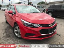 2017_Chevrolet_Cruze_LT   1OWNER   BLUETOOTH   CAM_ London ON