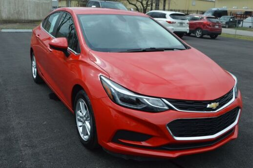 2017 Chevrolet Cruze LT Auto Houston TX