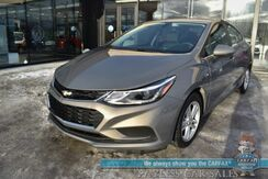 2017_Chevrolet_Cruze_LT / Automatic / Power Locks & Windows / Apple Carplay & Android Auto / Bluetooth / Back Up Camera / Cruise Control / 40 MPG / 1-Owner_ Anchorage AK
