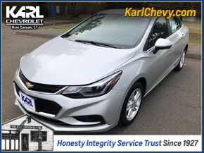 2017_Chevrolet_Cruze_LT_ New Canaan CT