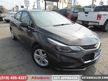 2017_Chevrolet_Cruze_LT   ONE OWNER   CAM   HEATED SEATS_ London ON