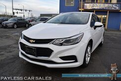 2017_Chevrolet_Cruze_LT / Turbocharged / Automatic / Bluetooth / Back Up Camera / Cruise Control / USB & AUX Jacks / Only 18k Miles / 40MPG / 1-Owner_ Anchorage AK