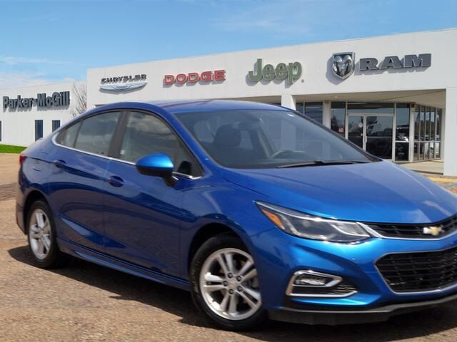 2017 Chevrolet Cruze LT West Point MS