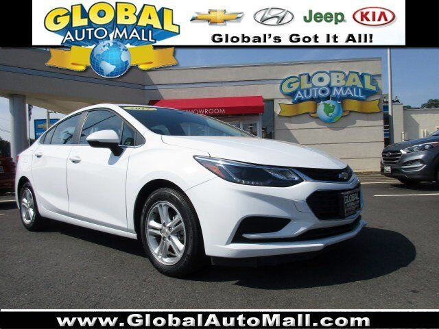 2017 Chevrolet Cruze LT North Plainfield NJ
