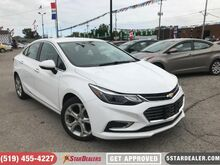 2017_Chevrolet_Cruze_Premier   LEATHER   CAM   ONE OWNER_ London ON