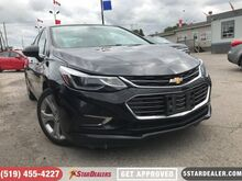 2017_Chevrolet_Cruze_Premier   ONE OWNER   LEATHER   CAM_ London ON