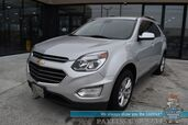 2017 Chevrolet Equinox 1LT / AWD / Power Driver's Seat / Heated Seats / Auto Start / Bluetooth / Back Up Camera / Cruise Control / 28MPG / 1-Owner